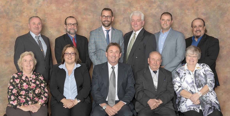 2019 Council Group Photo